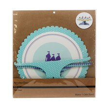 Recollections Craft It Ice Princess Cake Stand, Package