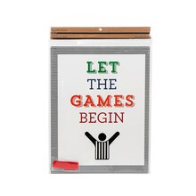 Recollections Craft It Let The Games Begin Signs