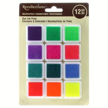 Dye Ink Pads by Recollections