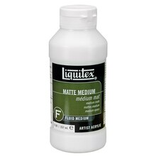 Liquitex Matte Medium, 8 oz
