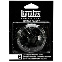 Liquitex Standard Spray Paint Caps