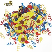 Curious George Confetti, Product