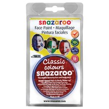 Snazaroo Face Paint, Bright Red