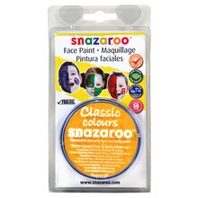 Snazaroo Face Paint, Bright Yellow