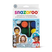 Snazaroo Face Paint Kit for Boys