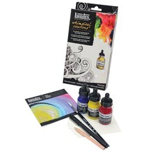 Liquitex Professional Whimsical Creations & Ink!