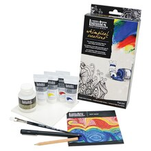 Liquitex Professional Whimsical Creations & Soft Body Acrylic