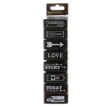 Self Inking Stamp Set by Recollections