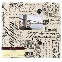 Memories Scrapbook Album by Recollections