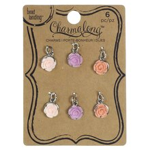 Charmalong™ Flower Charms by Bead Landing