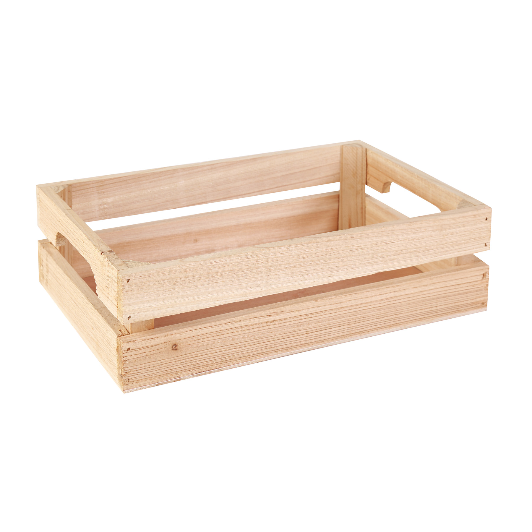 pallet wood crate by artminds