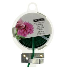 PVC Floral Wire with Cutter by Ashland