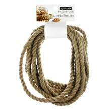 Natural Jute Rope by Ashland
