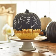 Chalkboard Pumpkin, medium