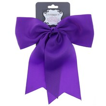 Purple Hair Ribbon by Celebrate It Head to Toe