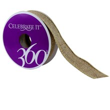 Burlap Ribbon by Celebrate It
