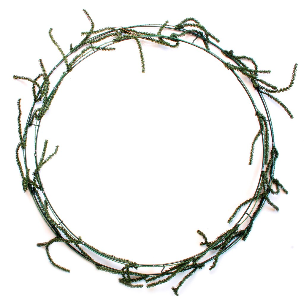 Ashland 174 Wire Wreath Frame With Ties 24 Quot