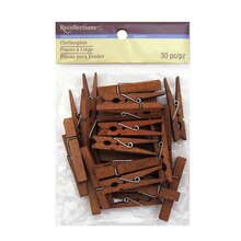 Clothespins, 30 Pack by Recollections™