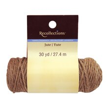 Natural Jute Twine, 30yd. by Recollections
