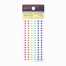 Multicolored Rhinestone Stickers by Recollections