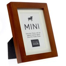 Brown Mini Frame by Studio Decor