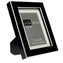 black picture frame by studio decor