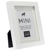 White Mini Frame by Studio Decor
