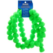 Creatology Pom-pom Garland Lime Green