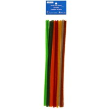 Fall Colors Chenille Stems by Creatology