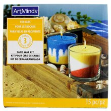 Sand Wax Candle Kit by ArtMinds