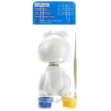 Plaster Bobble Head Kit by Creatology, Frog