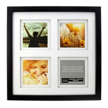 Black Collage Collection Frame by Studio Decor