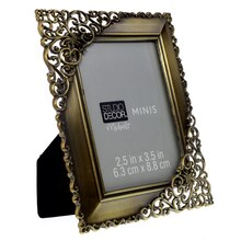 Bronze Antique Frame by Studio Decor