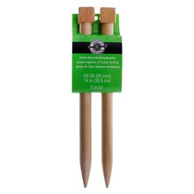 Loops & Threads Jumbo Wood Knitting Needles