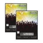 Black Styleline 2 Pack Poster Frames By Studio D 233 Cor 174