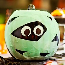 Duck Tape® Mummy Pumpkin, medium