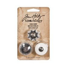 Tim Holtz Idea-ology Curio Knobs