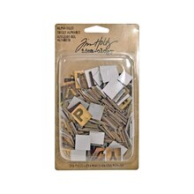 Tim Holtz Idea-ology Alpha Tiles