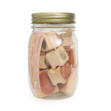 Travel Stamp Jar by Recollections