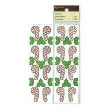 Candy Cane & Holly Stickers by Recollections