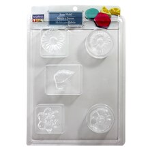 Flowers & Leaves Soap Molds by ArtMinds
