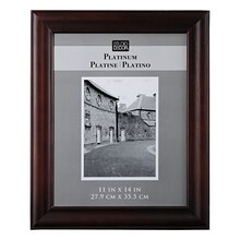 """11"""" x 14"""" Platinum Collection Wall Frame by Studio Decor"""
