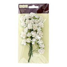 Pearl Mini Roses by Recollections™