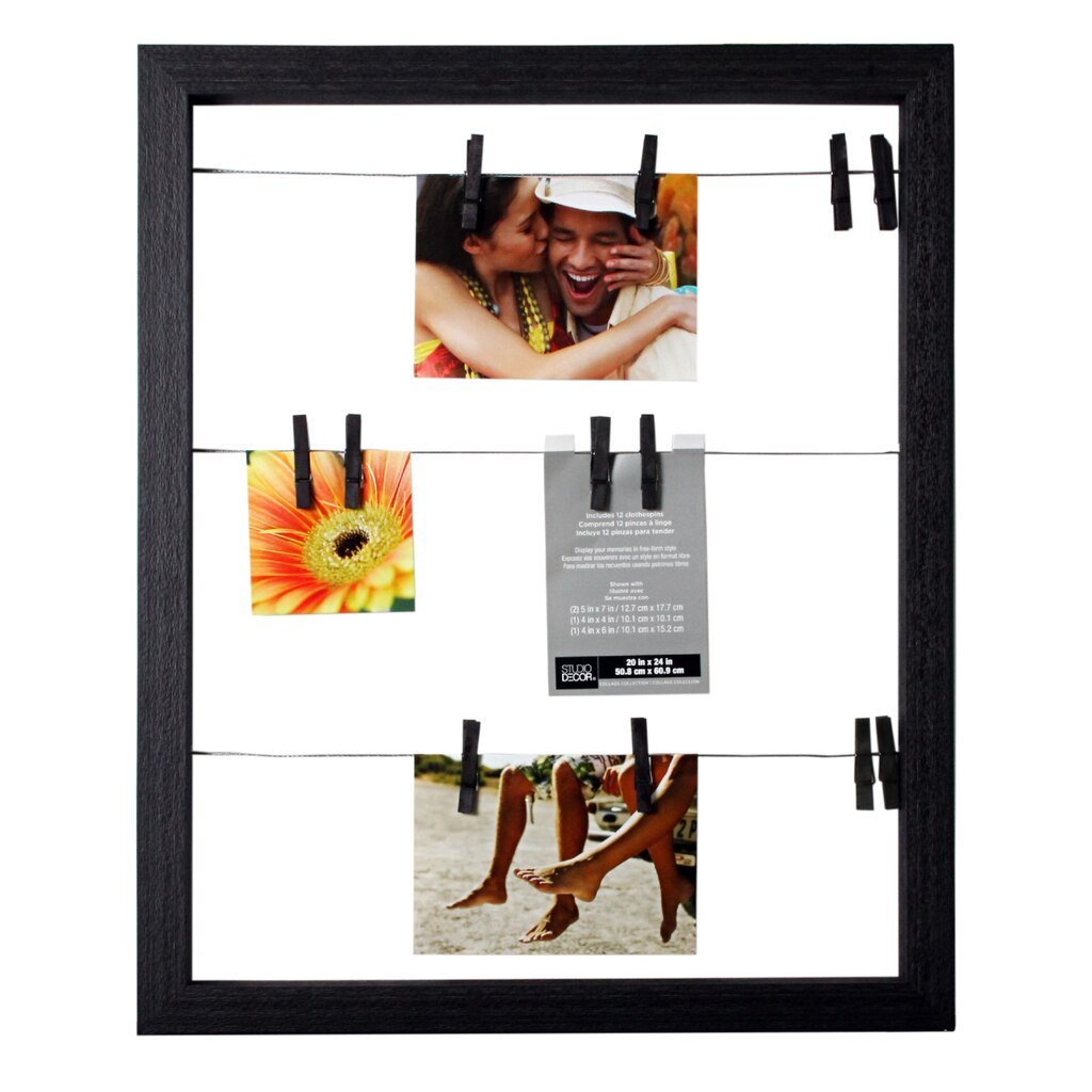 Collage Clip Frame By Studio D 233 Cor 174