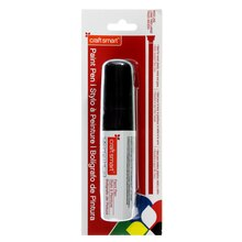 Wide Line Paint Pen by Craft Smart, Black