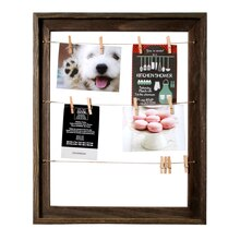 Gray Wash Photo Display by Studio Decor Viewpoint Savannah
