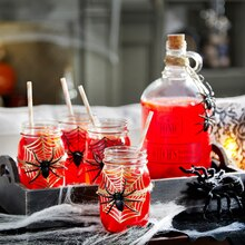 Halloween Glass Serving Set, medium