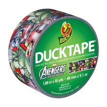 The Avengers Duck Tape Brand Duct Tape