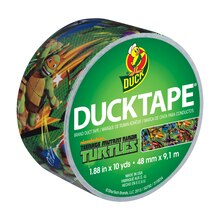 Teenage Mutant Ninja Turtles Duck Tape Brand Duct Tape