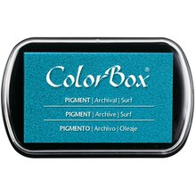 ClearSnap ColorBox Pigment Full Size Inkpad, Surf